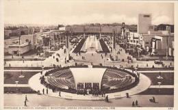 EMPIRE EXHIBITION, SCOTLAND 1938 - DOMINIONS @ COLONIAL AVENUES@ BANDSTAND - Exhibitions