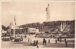 EMPIRE EXHIBITION, SCOTLAND 1938 - NORTH CASCADE AND TOWER - Exhibitions