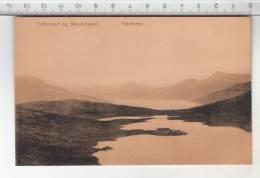 Toftevand Og Skaalefjord - Faeröerne - Féroé (Iles)