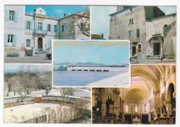 CPSM Souvenir De VALLABREGUES - Otros Municipios