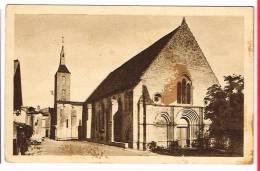 GUITRES ( Gironde )  Église Notre-Dame - France