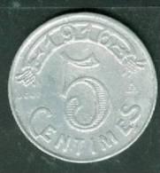 5 Centimes , Chambre De Commerce De Marseille 1916 - Laura8204 - C. 5 Céntimos