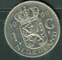 1 Gulden 1969  - Laura8207 - 1948-1980 : Juliana
