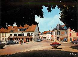 POUILLY EN AUXOIS PLACE 21 2CV - France