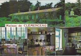 4 CPSM 85 ST Vincent Sur Jard - Frankreich