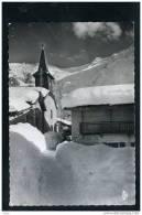 74  LE TOUR La Chapelle En Hiver 1961 - Ohne Zuordnung