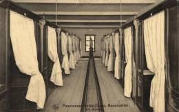 BELGIQUE - FLANDRE ORIENTALE - ASSENEDE - BASSEVELDE - Pensionnat Notre-Dame - Un Dortoir. - Assenede