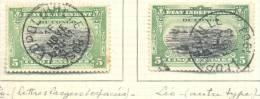 3Af916: LEOPOLDVILLE.. 2 Verschillende.. - Belgisch-Kongo