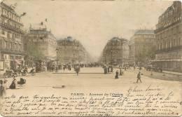 PARIS 1er - Avenue De L'Opéra - Arrondissement: 01