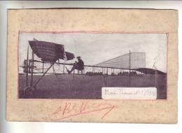 MONO FARMAN N° :1 (1910) - Découpis
