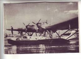 HYDRAVION DE GRANDE CROISIERE - Aviation