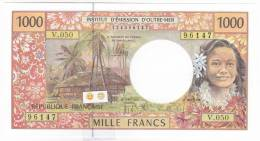 Polynésie Française / Tahiti - 1000 FCFP / V.050 / 2013 / Signatures: De Seze-Noyer-Besse - Neuf / Jamais Circulé - Papeete (Polynésie Française 1914-1985)