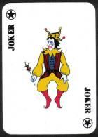 #165 Clown Malaysia 1 Playing Card Joker Jeu De Cartes - Cartes à Jouer Classiques