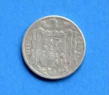 ESPAGNE 10 CENTIMOS 1941 - 10 Centimos