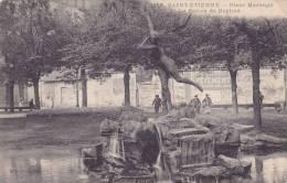 Saint Etienne Place Marengo Prisonnier De Guerre CACHET !!!!!!!!!!! - Saint Etienne