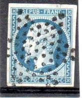 FRANCE - AN 1852 -  N° 10- Ceres - SUPERBE- SIGNE CALVES - - 1852 Louis-Napoleon