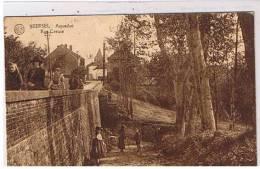 Beersel - Aqueduc - Rue Creuse  (geplooid) - Beersel