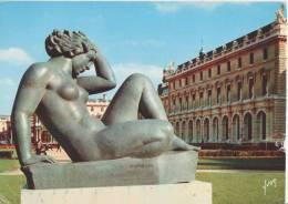 Louvre  ** Belle Carte ** - Ed Yvon N°EKB 465 N-  Année 27-08-1968- Timbre Cléfs Lys  0,25fr - Louvre
