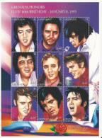Grenade: 2621/ 2629 ** En Feuillet - Elvis Presley