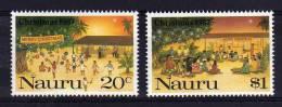 Nauru - 1987 - Christmas - MNH - Nauru