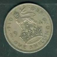 GB 1 SHILLING 1949 SCOTTISH  - Laura8308 - I. 1 Shilling