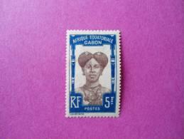 Gabon Poste Neuf * N° 65 ( Lot 33 ) - Gabon (1886-1936)
