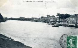 SAINT-VALERY-SUR-SOMME Perspective Du Port (C2710) - Saint Valery Sur Somme