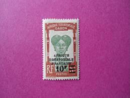 Gabon Poste Neuf * N° 114 ( Lot 35 ) - Gabon (1886-1936)