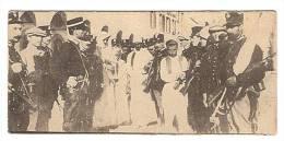 TRIPOLI - UN CAPO DELLA RIVOLTA PRIGIONIERO DI GUERRA - MINICARTOLINA - Libya