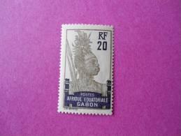 Gabon Poste Neuf * N° 55 A  ( Lot 39 ) - Gabon (1886-1936)