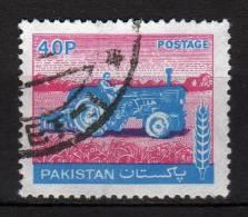 PAKISTAN - 1978/79 YT 467 USED - Pakistan