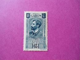 Gabon Taxe Neuf * N° 137 ( Lot 46 ) - Gabon (1886-1936)