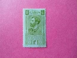Gabon Taxe Neuf * N° 140 Cote : 28 € ( Lot 48 ) - Gabon (1886-1936)