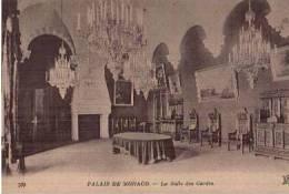 Palais De MONACO-La Salle Des Gardes-N579 ND - Monaco