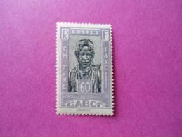Gabon Taxe Neuf ** N° 19  ( Lot 52 ) - Gabon (1886-1936)
