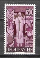 Liechtenstein - 1959 - Y&T 342 - Neuf ** - Liechtenstein