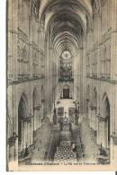 Amiens (Somme) - La Cathedrale  La Nef Vue Du Triforium Du Choeur - Amiens