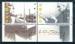Israel - 1986, Michel/Philex No. : 1048/1049, - MNH - *** - - Ongebruikt (met Tabs)