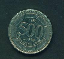 LEBANON - 1995 500l Circ - Lebanon