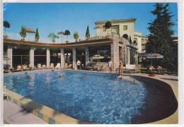 "ABANO - Hotel Terme "" Due Torri"" Piscina Termale - 1971 - Italy"