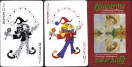 #254 Wincarnis Beer 2 Playing Card JOKER Jeu De Cartes - Playing Cards (classic)