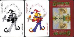 #254 Wincarnis Beer 2 Playing Card JOKER Jeu De Cartes - Speelkaarten