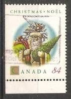 Canada  1992  Christmas (o) - Carnets