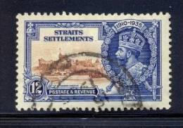 Straits Settlements 1935, Minr 190 Vfu. Cv 6,50 Euro - Straits Settlements