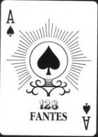 Gambling Poker Swap Playing Card Ace Of Spades #034 - Speelkaarten