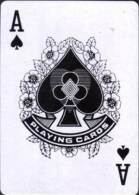 Gambling Poker Swap Playing Card Ace Of Spades #045 - Cartes à Jouer Classiques