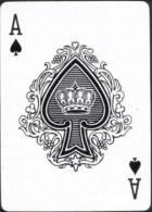 Gambling Poker Swap Playing Card Ace Of Spades #159 - Cartes à Jouer Classiques