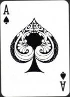 Gambling Poker Swap Playing Card Ace Of Spades #258 - Cartes à Jouer Classiques