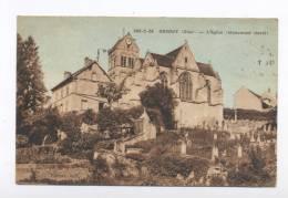 Orrouy. L'église... - Francia