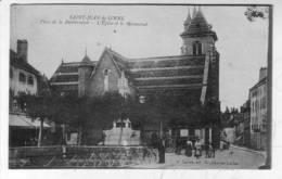 CPA  Saint Jean De Losne - Andere Gemeenten